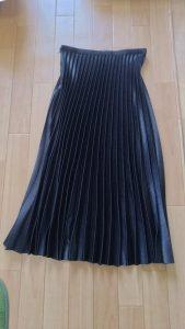 プリーツスカート 洗濯方法 手入れ方法
